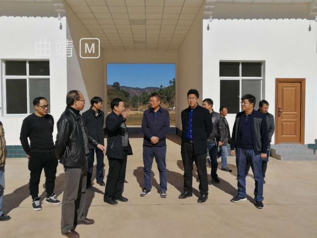 市委组织部到三宝街道调研发展壮大集体经济情况