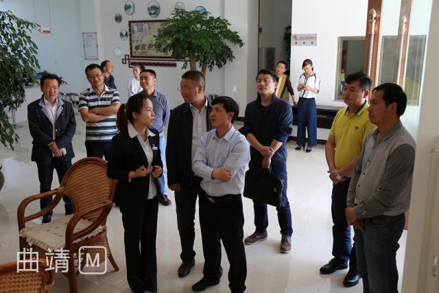 省督查调研组到白石江街道调研基层党建工作