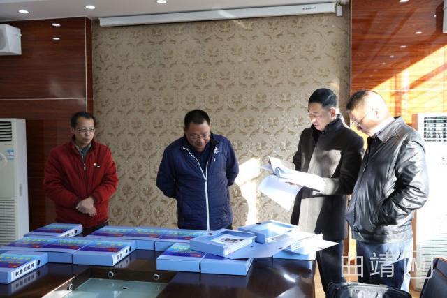 省委组织部督查麒麟区发改局党建工作
