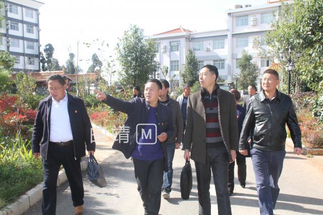 省委组织部综合督查调研组到三宝兴龙党总支调研